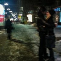 В объятиях ночи... :: Валерий Молоток