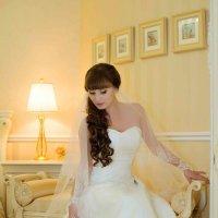 Нежная и такая красивая невеста Юлия. :: Ольга Литвинова