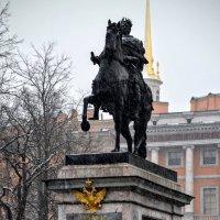 Памятник Петру I :: Юрий Тихонов