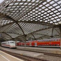…совсем не так, как поезда :: Valeriy(Валерий) Сергиенко