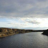 Карьерное озеро :: Виктория Браун