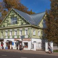 Кострома. Жилой дом с магазинами. Улица Симановского (Костромская), 20 :: Алексей Шаповалов Стерх