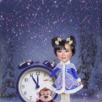 Кукольная зима :: Ирина Полунина