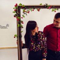 """Семейная пара в студии """"MG-studio"""" :: Дарья Осипова"""
