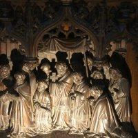 Скульптура в Кафедральном Соборе Святого Михаила и Святой Гудулы :: Елена Павлова (Смолова)