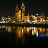 Вечерний Амстердам :: Dmitry Chudnovsky