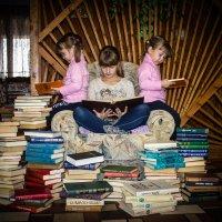 Чтение - лучшее учение :: Ольга Лобанова
