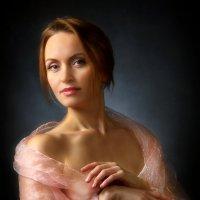 Модель в платке...4.. :: Андрей Войцехов