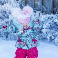 ура! Зима! :: Анастасия Колмакова