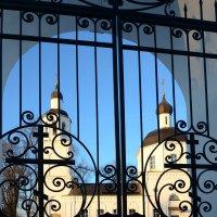 Храм Рождества Пресвятой Богородицы, с. Руднево. :: Oleg4618 Шутченко