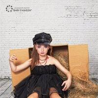Проект куклы - кукла в коробке :: Юлия Дмитриева
