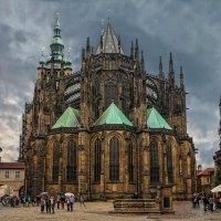 Собор Святого Вита. Прага. :: Владимир Леликов