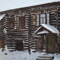 Никого нет дома . :: Святец Вячеслав