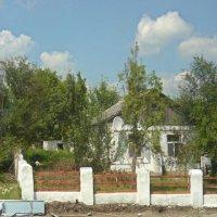 Белый домик :: Вера Щукина