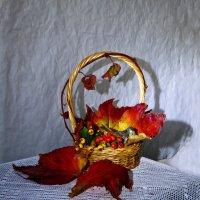 Уходящая осень :: Наталья Джикидзе (Берёзина)