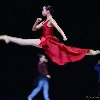 Современный танец :: Светлана Яковлева