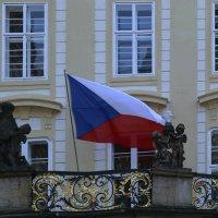 Флаг Чешской Республики. :: Александр TS