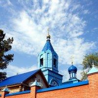 Храм в честь Святой Троицы (Свято-Троицкий храм), с. Ташла, Самарская область :: Денис Кораблёв