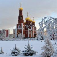 Храм Рождества Христова Нижневартовск :: Михаил Плецкий