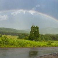 слепой дождь :: Олег Мартоник