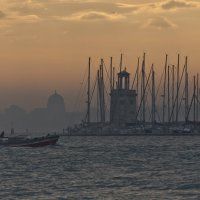 Раннее утро в Венеции :: Татьяна Василюк