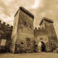Две башни :: Роман Величко