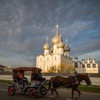 Вечер в Ростове :: Мария Корнилова