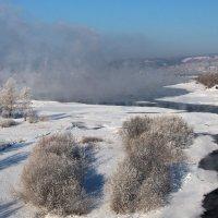 В Сибири зима давно вступила в свои права... :: Александр Попов