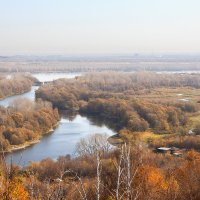 Осень на протоках :: Игорь Ломакин