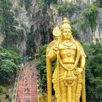 пещеры в Куала Лумпуре :: Anastasia Melnikova
