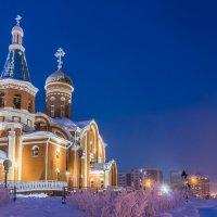 Артем Пятницкий - Церковь