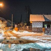 Прогулка ночью. :: Александр Тулупов