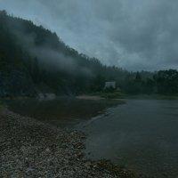 Туман над Зилимом :: Андрей Афанасьев