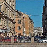 Санкт-Петербург, лето :: Фотогруппа Весна.