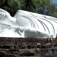 Лежачий Будда на горе Таку. :: Елена Береговых