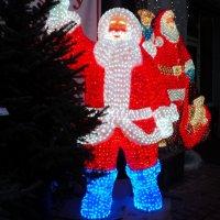 Дед Мороз встречает Новый год :: Ириша ****