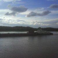 Река Иртыш. :: Александр Атаулин
