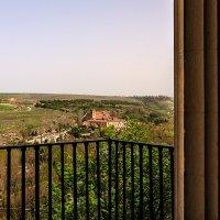 Сеговия. Алькасар. Вид из окна :: Galina