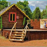 сахарный домик. :: владимир ковалев