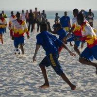 Футбол и в Африке - футбол :: Татьяна Василюк