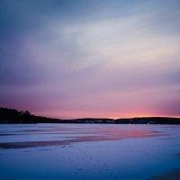 На закате пасмурного дня... :: Pavel Kravchenko