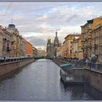 Ноябрь в Питере :: Vadim WadimS67