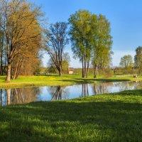 Весна в Тригорском :: Владимир Мельников