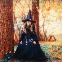 маленькая волшебница :: Ярослава Бакуняева