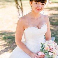 Счастливая невеста :: Дарья Агафонова
