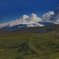 Дорога сквозь альпийские луга :: M Marikfoto