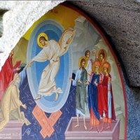 СОШЕСТВИЕ  ХРИСТА ВО АД :: Валерий Викторович РОГАНОВ-АРЫССКИЙ
