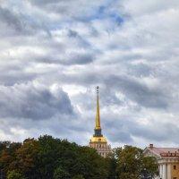 На Дворцовой площади :: Галина Galyazlatotsvet
