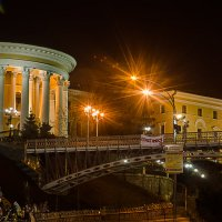 Жовтневый палац,Киев :: Вячеслав Дубиковский