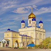 Вознесенский собор, 1845-89 гг. :: Ирина Нафаня